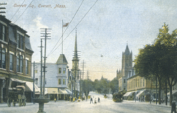 A Forgotten Era of Everett Square
