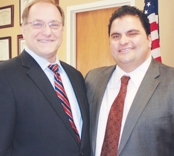 Capuano, DeMaria Meet on City's Projects
