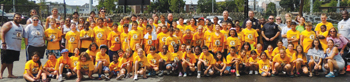 Summer City Works Participates in Community Service