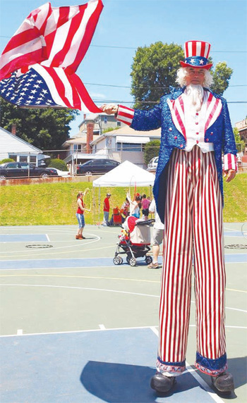 Everett Celebrates Independence Day