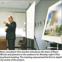 Wynn Won't Buy Honda:Planning Board Meeting Rich in Details During First Local Casino Review