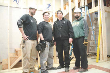 Facilities Maintenance Team Moving Fast on Repairs to Gentile Rec Center